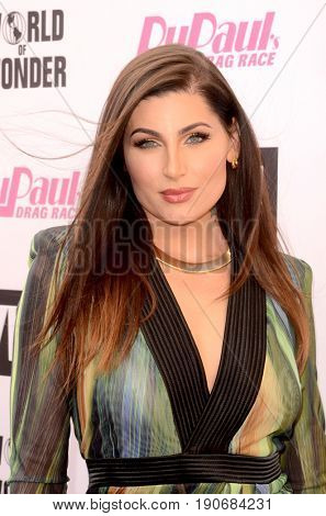 LOS ANGELES - JUN 9:  Trace Lysette at the RuPauls Drag Race Season 9 Finale Taping at the Alex Theater on June 9, 2017 in Glendale, CA