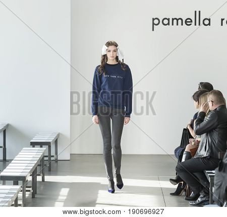 Pamella Roland - Fall 2017 Collection