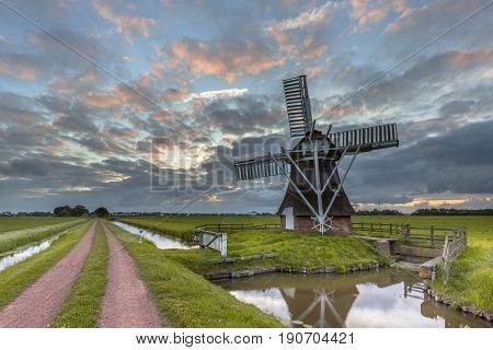 Wooden Windmill Road
