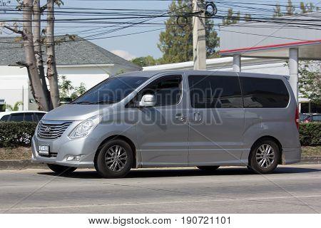 Private Luxury Van From Hyundai Korea