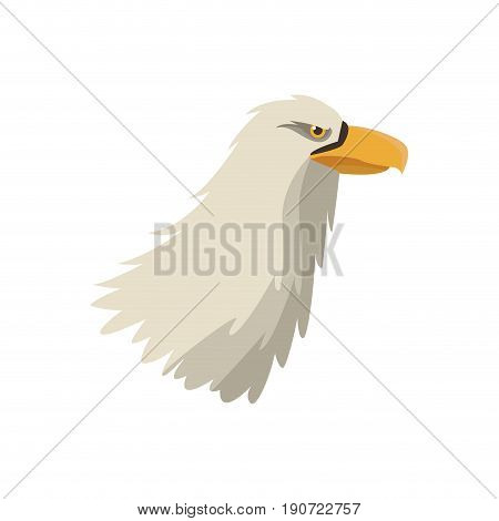 griffin mythological magic winged beast design vector illustration