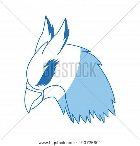 griff creature animal bird mythical image vector illustration