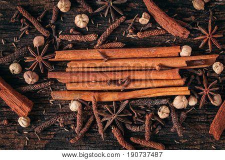 Dry Mix Food Seasoning Ingredient, Asian Herbal Dried.