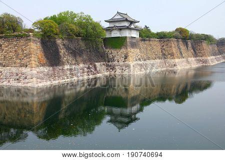 Osaka Landmark