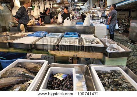 Japan Sea Food