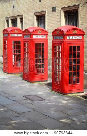 Red Telephone England