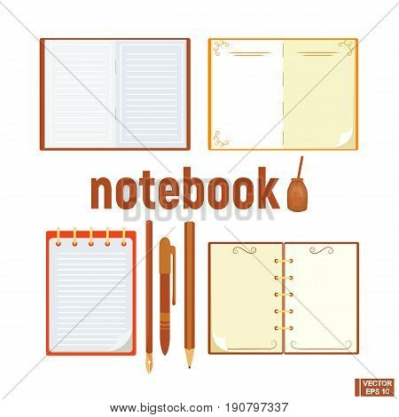 Set Notebooks Of The Office