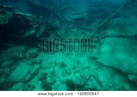 Tour To Shipwreck