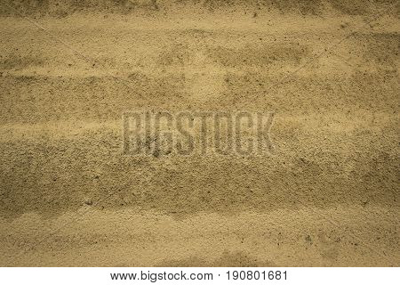 Yellow Sand Can Use For Background