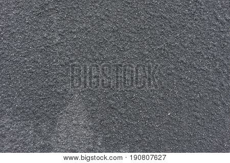 Real Tiled Cement Texture In Black Color