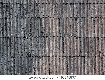antic old slate roof texture background wallper