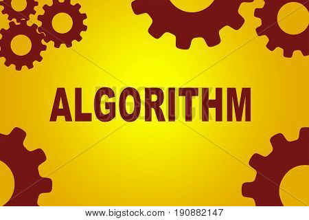 Algorithm - Methodological Concept