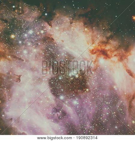 The Omega Nebula Is An Region In The Constellation Sagittarius.