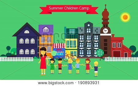 Summer Children Camp