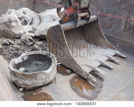 Debris Ruins Rubble