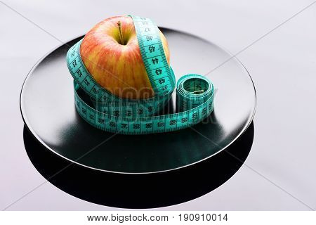 Concept Of Dietary Nutrition, Weight Management And Organic Food
