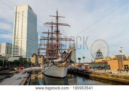 Nippon Maru Memorial Ship Museum