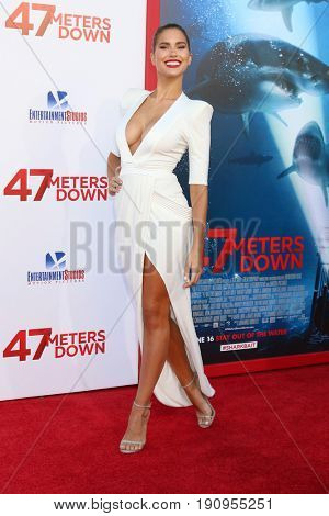 LOS ANGELES - JUN 12:  Kara Del Toro at the