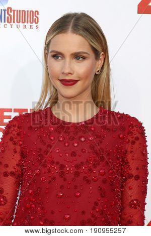 LOS ANGELES - JUN 12:  Claire Holt at the