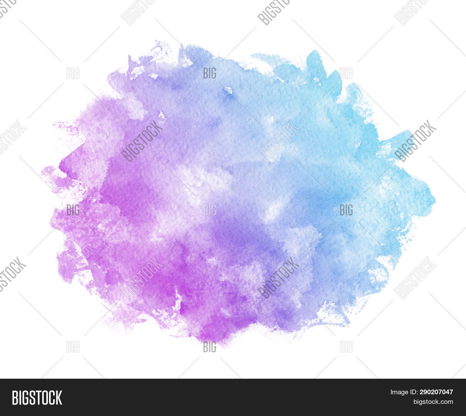 Abstract Pink Blue Image Photo Free Trial Bigstock
