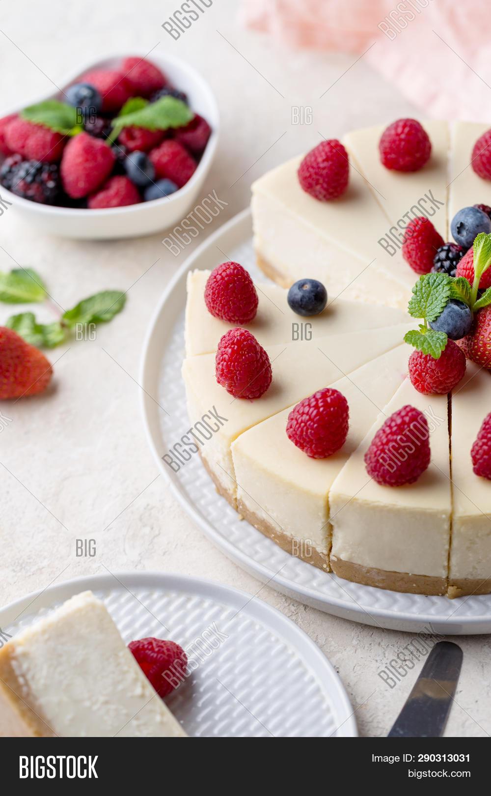 Pleasant Piece Birthday Cake Image Photo Free Trial Bigstock Personalised Birthday Cards Petedlily Jamesorg