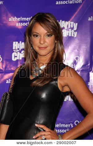 LOS ANGELES - JAN 13:  Eva LaRue arrives at  the