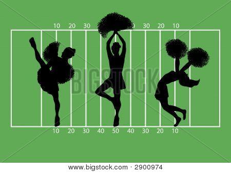 Cheerleaders Football 3