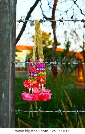 Dried Flowers Of Faith