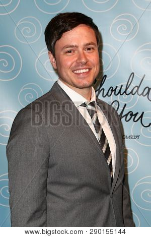 NEW YORK-APR 14: Actor Aaron C. Finley attends the Broadway opening night for 'It Shoulda Been You' at The Edison Ballroom on April 14, 2015 in New York City.