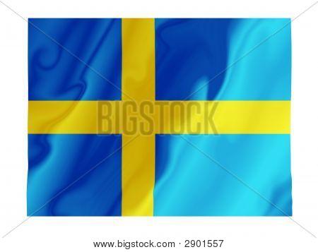 Sweden Fluttering
