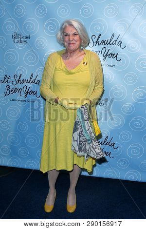 NEW YORK-APR 14: Actress Tyne Daly attends the Broadway opening night after party for 'It Shoulda Been You' at The Edison Ballroom on April 14, 2015 in New York City.