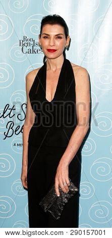 NEW YORK-APR 14: Actress Julianna Margulies attends the Broadway opening night for 'It Shoulda Been You' at The Edison Ballroom on April 14, 2015 in New York City.