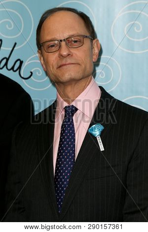NEW YORK-APR 14: Actor David Hyde Pierce attends the Broadway opening night for 'It Shoulda Been You' at The Edison Ballroom on April 14, 2015 in New York City.