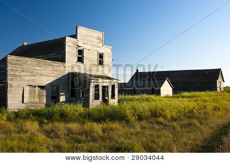 Old Ghost Town