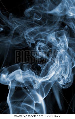 Cigarette Smoke Background
