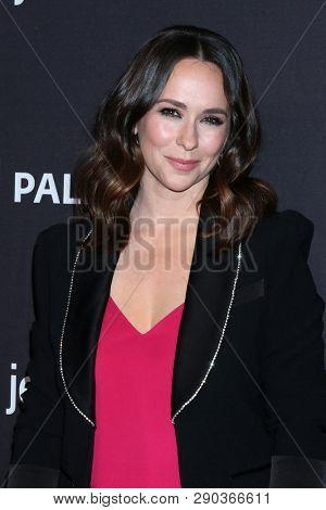 LOS ANGELES - MAR 17:  Jennifer Love Hewitt at the PaleyFest -