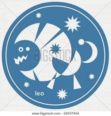 características do signo Leão