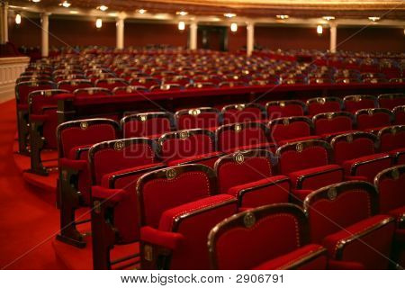 Classical Theatre Interior