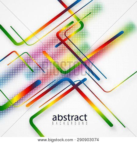 Minimalistic Design, Creative Concept, Modern Diagonal Abstract Background Geometric Element.