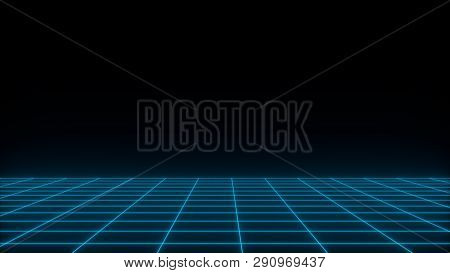 3d Render Synthwave Image & Photo (Free Trial) | Bigstock