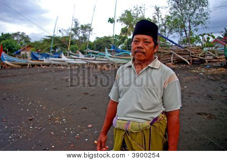 Muslim Fisherman, Indonesia