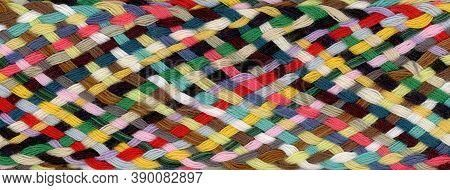 Sew Thread Plait Texture