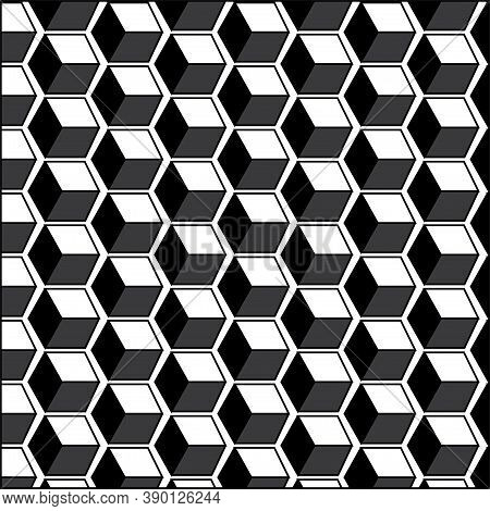 Abstract Geometric Pattern. Seamless Pattern. Simple Pattern For Fabric, Textile, Wrapper Paper. Mod