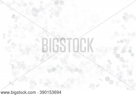 Dot Grey Color Paint On White Paper Background Abstract Pattern Artwork Contemporary Arts, Artistic