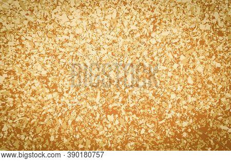 Image Of Bulletin Board Cork Texture - Stock Image