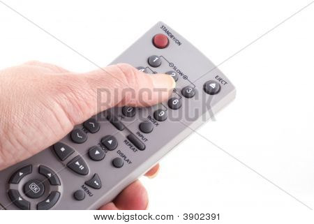 Controlling The Remote.