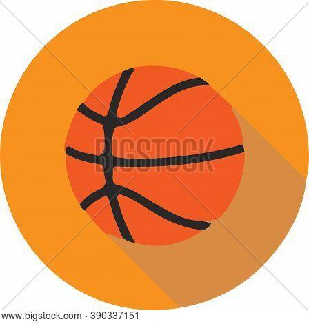 Basketball Vector Illustration Isolated On Background Streetball, Team, Vector