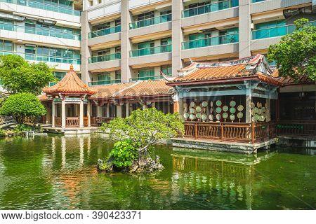 Wu Family Garden, Aka Purple Spring Garden, In Tainan, Taiwan