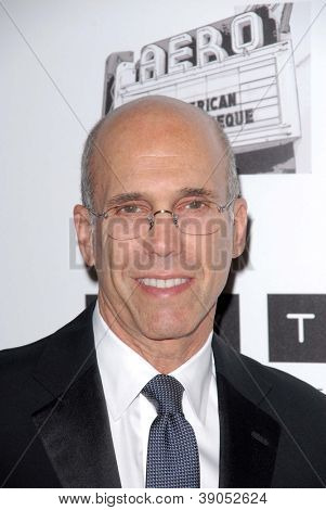 LOS ANGELES - NOV 15:  Jeffrey Katzenberg arrives for the 26th American Cinematheque Award Honoring Ben Stiller at Beverly Hilton Hotel on November 15, 2012 in Beverly Hills, CA