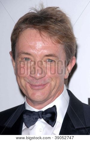 LOS ANGELES - NOV 15:  Martin Short arrives for the 26th American Cinematheque Award Honoring Ben Stiller at Beverly Hilton Hotel on November 15, 2012 in Beverly Hills, CA